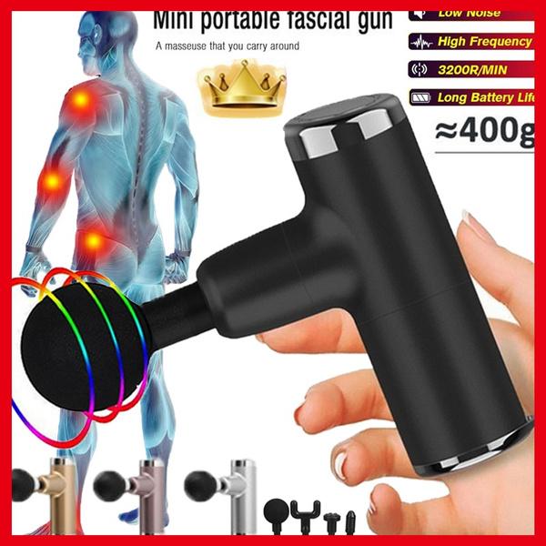 athletemassage, Mini, highspeedfasciagun, Sport