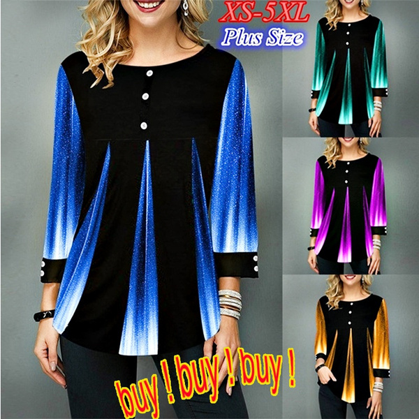 blouse, Plus Size, Shirt, tunic top