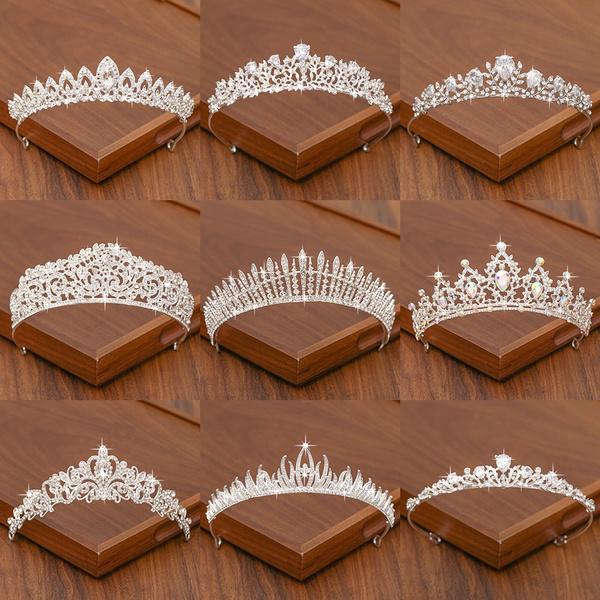 womentiara, queencrown, silvertiara, crown