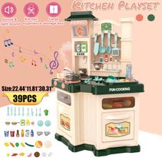 kitchenplayset, Pretend Play, Kitchen & Dining, Toy