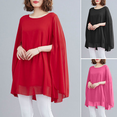 shirtsforwomen, blouse, batwingsleevedblouse, Fashion