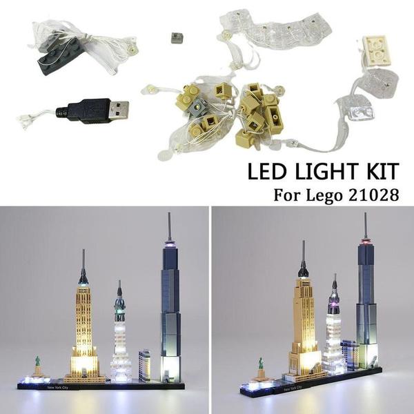ledlightkit, forlego, Toy, light up