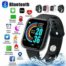 Heart, smartwatche, Monitors, Waterproof