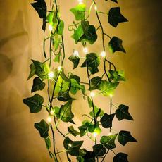 leaves, flowerledlight, leaf, Garden