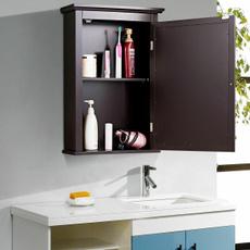 brown, Bathroom, Adjustable, Wall
