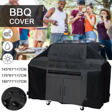 Grill, bbqcover, Outdoor, Electric