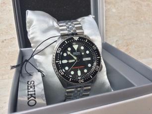mechanical watch, Waterproof Watch, Watch, seikoautomatic