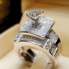 Sterling, King, DIAMOND, Jewelry