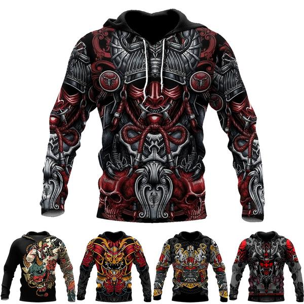 3D hoodies, halloween hoody, Fashion, pullover hoodie
