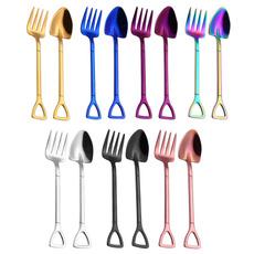 Forks, hometableware, Coffee, Spoons