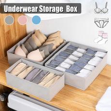 Box, socksstoragebox, Closet, drawer