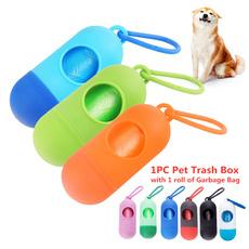 pettrashbox, dogpoopholder, petpoopbagdispenser, Bags
