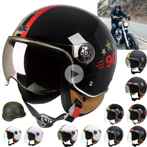 Helmet, motorcycle helmet, Buckles, casque