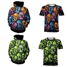 3D hoodies, Plus Size, T Shirts, Fashion