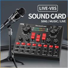 broadcastsoundcard, livesoundcard, studioequipment, audiomixer