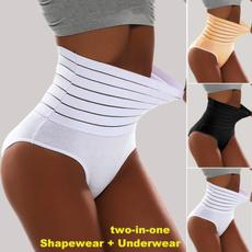 Women, bellycontrol, shapewearbrief, Waist