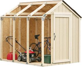 storageshed, shedkit, customshedkitwithbarnroof, scaffold