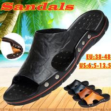 Flats, Sandals & Flip Flops, Plus Size, mensandal