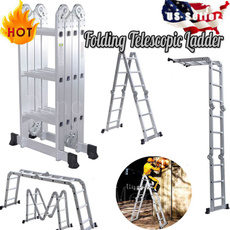multipurposeladder, Aluminum, aluminumladder, householdgadget