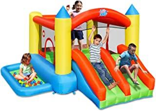 house, Inflatable, pool, kids