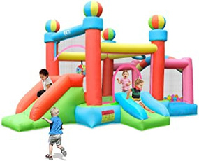house, Inflatable, Outdoor, Castle