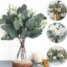 eucalyptu, Decor, eucalyptusleave, artificialplant