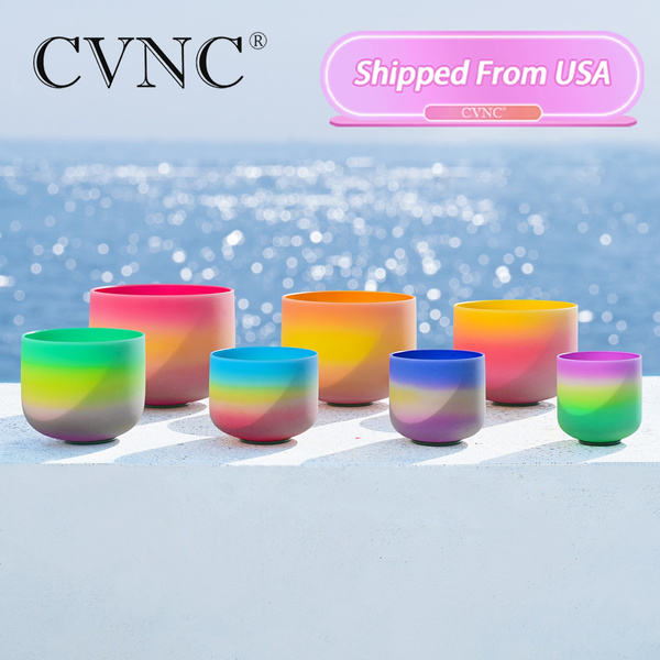 hz, rainbow, Set, Crystal
