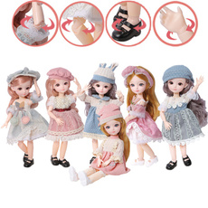 Barbie Doll, cute, movablejoint, Toy