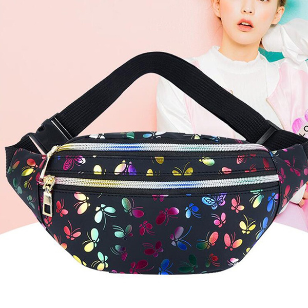 Fashion, Waterproof, Belt Bag, bumbag