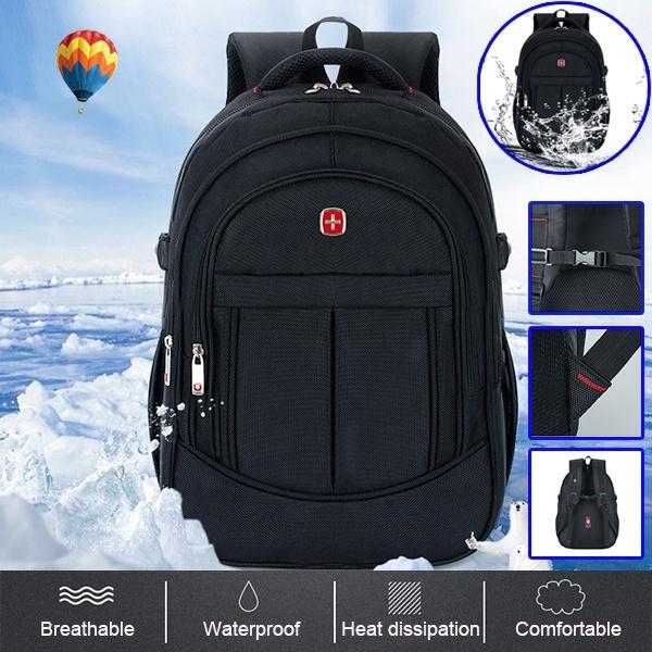 Waterproof, computerpackage, School Bag, Camping Backpacks