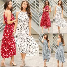 Summer, slingdresse, Plus Size, Dresses