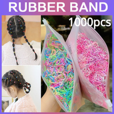 Rope, rubberrope, rubberband, elastichairrope