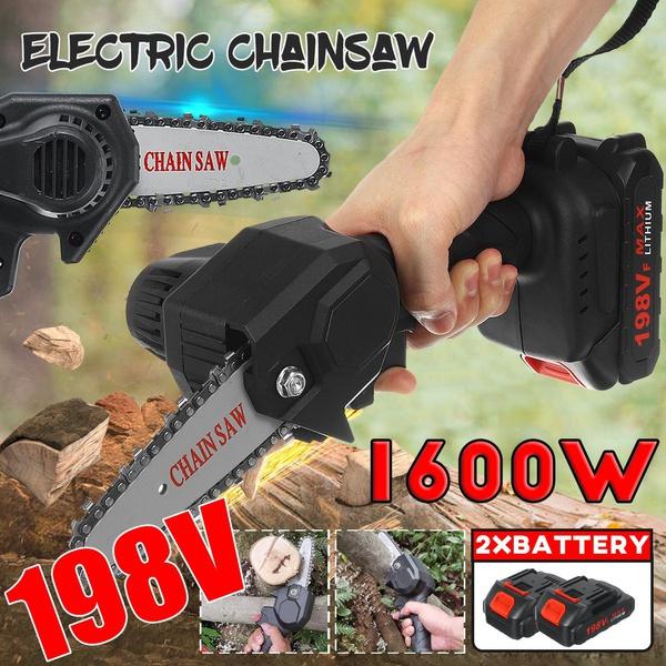 motorsaw, Electric, Chain, makita