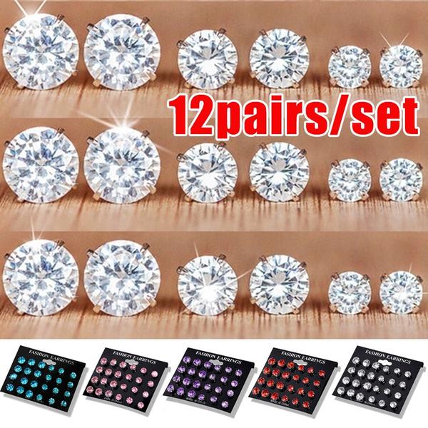 Pearl Earrings, Stud Earring, Simple, Elegant