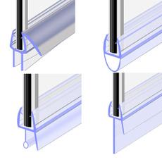 Hardware, doorprotectivestrip, Door, Shower