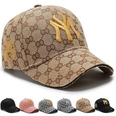 Fashion, Embroidery, Baseball Cap, Cap