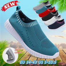 runningsneaker, casual shoes, Sport, Knitting