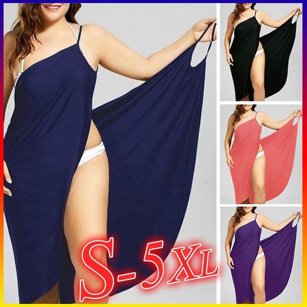Fashion, Beach, Dress, Cover