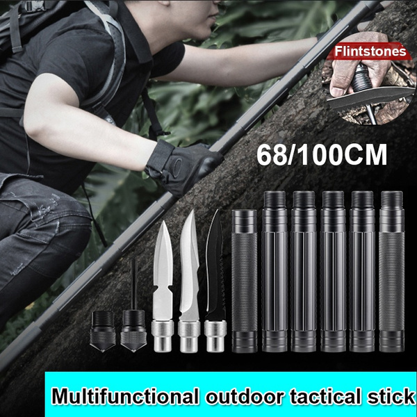 outdoorcampingaccessorie, Outdoor, trekkingpolemultifunction, selfdefensetool