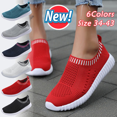non-slip, casual shoes, Sneakers, Slip-On