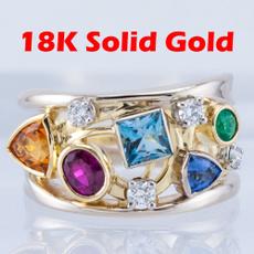 naturalsapphirering, Fashion, wedding ring, gold