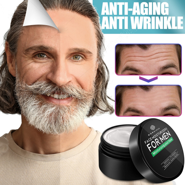 Anti-Aging Products, firming, Men's Fashion, wrinkleremoval