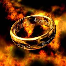 Steel, Couple Rings, Stainless Steel, hobbitring