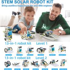 robotkitforkids912, solarpowertoy, diyrobotic, solarrobotkit13in1