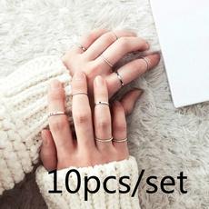 Couple Rings, Engagement Wedding Ring Set, Women Ring, 925 silver rings
