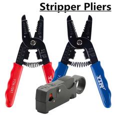 stripperplier, cablestripper, wirestripper, Pliers