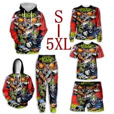 clowntshirt, joggingpant, Fashion, 3dpant