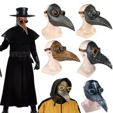 Funny, ravenmask, Cosplay, Medieval