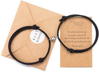 magneticbraceletsforcouple, couplesbracelet, Love, Jewelry