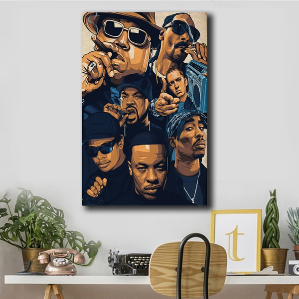Rap & Hip-Hop, Home & Kitchen, art, biggie